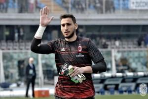 Juventus tertarik datangkan Donnarumma?