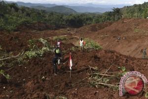 BNPB: 26 masih hilang akibat longsor Ponorogo