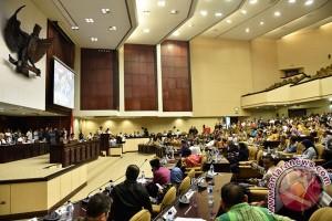 Putusan MA kembalikan masa jabatan pimpinan DPD lima tahun