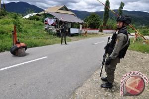 Dua terduga teroris tertembak mati di Poso