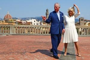Popularitas Pangeran Charles merosot jelang peringatan kematian Putri Diana