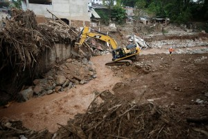 17 tewas dalam longsor Kolombia