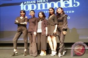 Peserta kembar asal Indonesia siap bersaing di Asia's Next Top Model 5