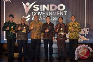 Sindo Weekly Government Award 2017