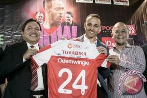 Madura United resmi kontrak mantan pemain Stoke City