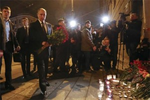 St. Petersburg subway resumes operation partially after deadly explosion