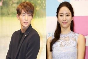 Lee Joon-gi pacaran dengan Jeon Hye-bin