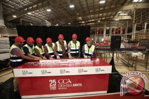 CCAI resmikan teknologi Affordable Small Sparkling Package kedua di dunia