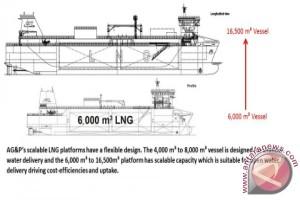 AG&P luncurkan solusi siap pakai terpadu untuk industri LNG di Asia