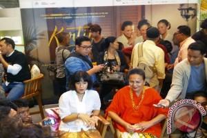 Dian Sastro mengaku sempat khawatir saat harus perankan Kartini