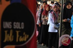 Puluhan perusahaan ikuti Job Fair Ke-15 UNS