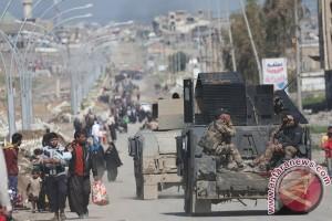 Kepolisian Irak: ISIS gunakan senjata kimia di Mosul