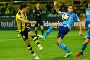 Shinji Kagawa perpanjang kontrak di Dortmund