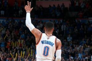 Ringkasan pertandingan NBA, Rockets kalahkan Thunder