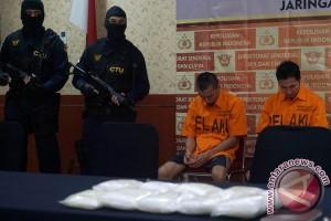 Narkotika Jaringan Tiongkok