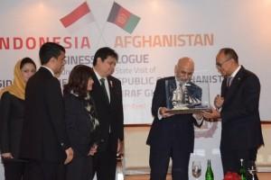 Menperin tawarkan investasi industri manufaktur kepada Afghanistan