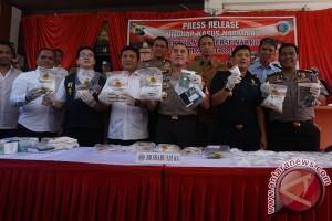 Pengungkapan Jaringan Narkotika Taiwan