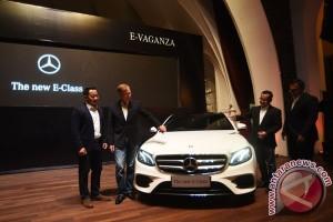 Peluncuran Mercedes-Benz E-Class