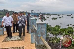 Pemerintah restorasi Rawa Pening Semarang