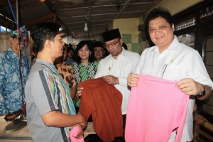 Sentra IKM rajut Bandung serap 2.000 tenaga kerja, tembus pasar Nigeria