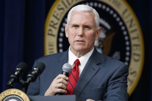 VP Pence stresses `era of strategic patience` over as he visits Korea DMZ