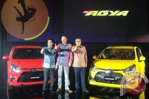 Toyota hadirkan New Agya dua pilihan mesin, harga mulai Rp127,6 juta