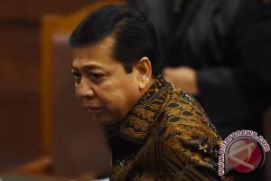 Tanggapan Novanto soal penyiraman Novel Baswedan