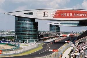 Latihan bebas GP F1 Shanghai ditunda karena cuaca buruk