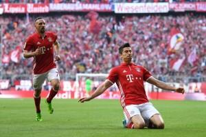 Klasemen Liga Jerman, Bayern Muenchen terus mengejar optimisme