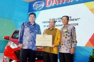 Industri otomotif bidik Indonesia jadi pusat inovasi