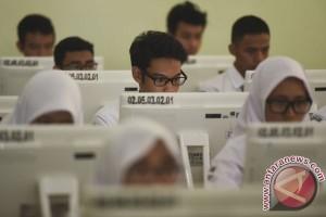 Ribuan siswa SMP Kulon Progo melaksanakan USBN