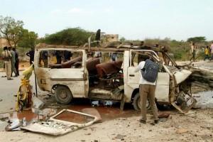 Tujuh orang tewas dalam serangan bom mobil di Mogadishu