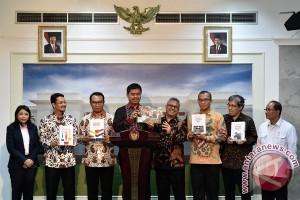 KPU sampaikan laporan kerja kepada Presiden