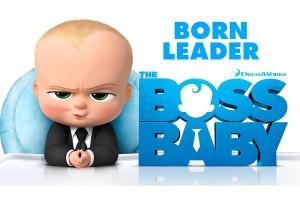 """""""The Boss Baby"""" taklukkan """"Smurfs"""""""