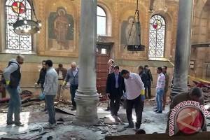 Paskah di Mesir dirayakan dengan sederhana setelah pengeboman