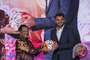 Peluncuran Tim Bhayangkara FC