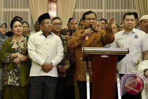 Silaturahmi Tokoh Nasional