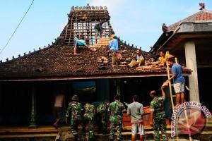 Puting beliung rusakkan 15 rumah di Langkat