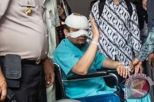 Novel Baswedan lanjutkan perawatan di Singapura sampai sembuh