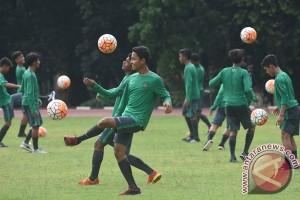 Tim Nasional U-16 hadapi Persija-Bina Mutiara sebelum AFF