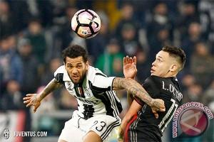 Penggemar Juventus meninggal di rumah sakit imbas nonton bareng