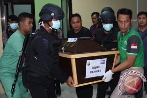 Terduga teroris asal Semarang akan langsung dimakamkan
