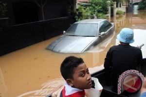 Pemkot Bekasi akui penanggulangan banjir belum optimal