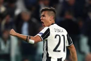 Juventus hajar Torino 4-0, Dybala cetak dua gol