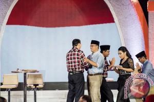 Survei: pasangan Ahok-Djarot banyak diminati netizen