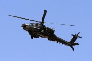 Helikopter Saudi jatuh, 12 tentara tewas