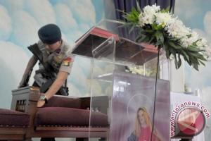 Pengamanan Gereja Di Palembang