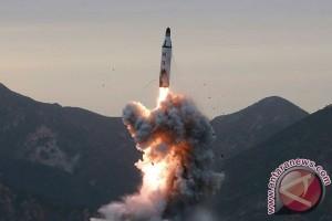Korea Utara tantang dunia, uji lagi peluru kendali