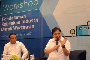 Enam jurus Menteri Airlangga akselerasi pertumbuhan industri