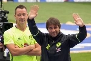 Tinggalkan Chelsea, John Terry berbagi resep